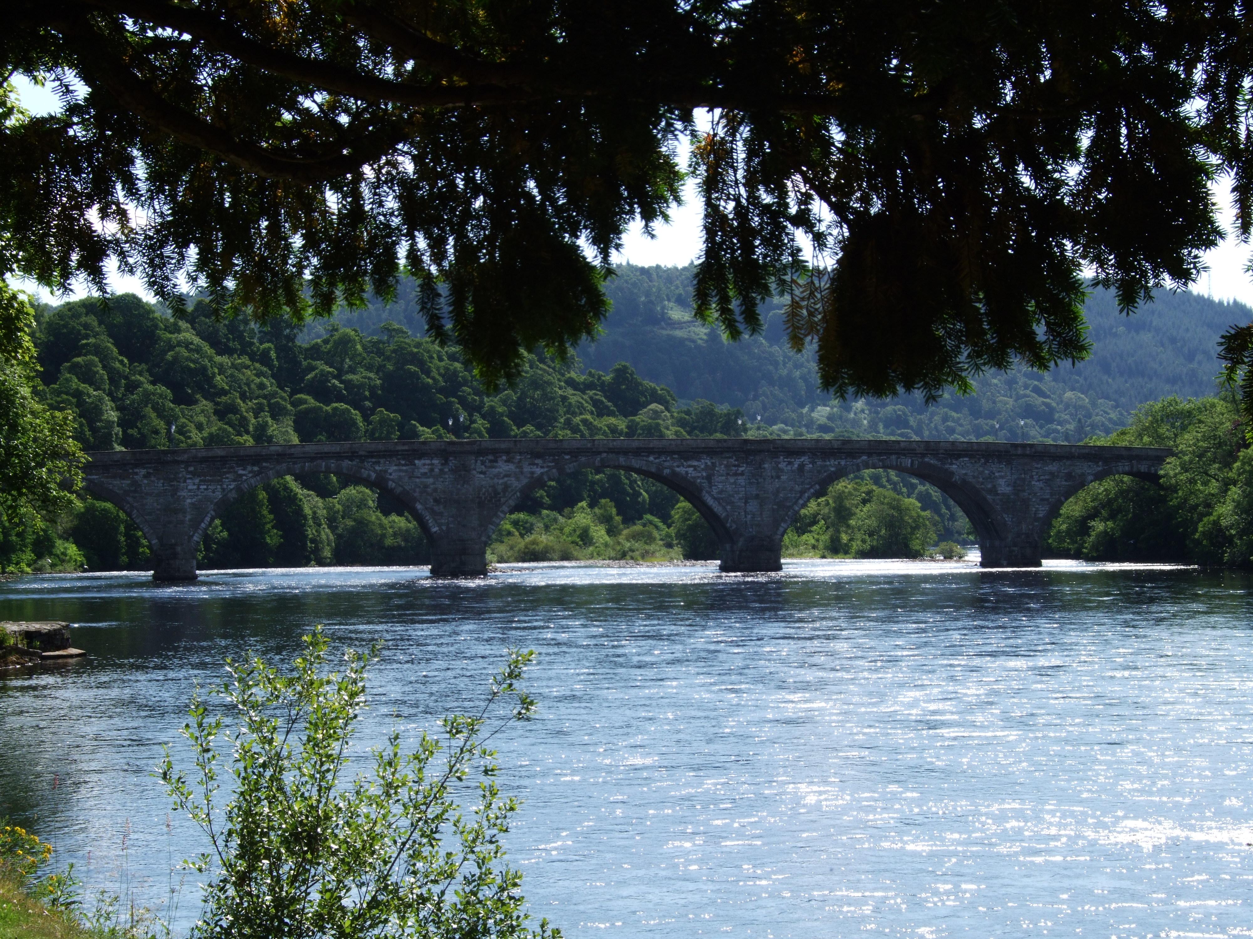 1.Dunkeld - Bridge