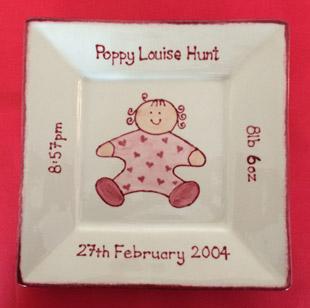 poppy-plate